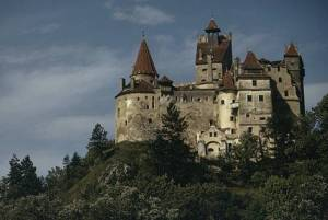 Castle Dracula (Vlad the Impaler)